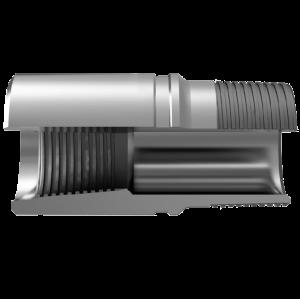 Переводник ниппельный (Н) 48×73